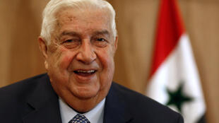Syrie Walid Mouallem