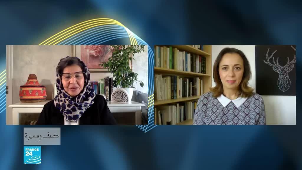 د. وهيبة فارع وزيرة حقوق الإنسان اليمنية السابقة