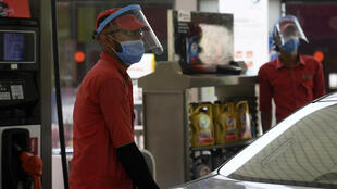 The virus has killed nearly 550,000 people