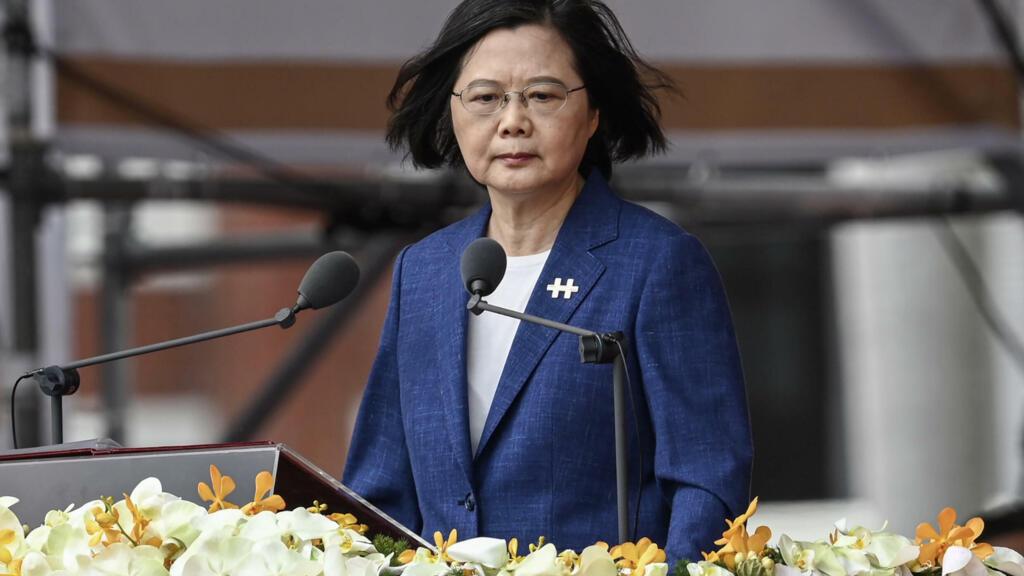 """زعيمة تايوان لديها """"ملء الثقة"""" بدفاع الولايات المتحدة عن الجزيرة ضد أي هجوم صيني"""