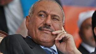 L'ancien président yéménite Ali Abdallah Saleh a rompu la coalition avec les rebelles houthistes, le 2 décembre 2017.