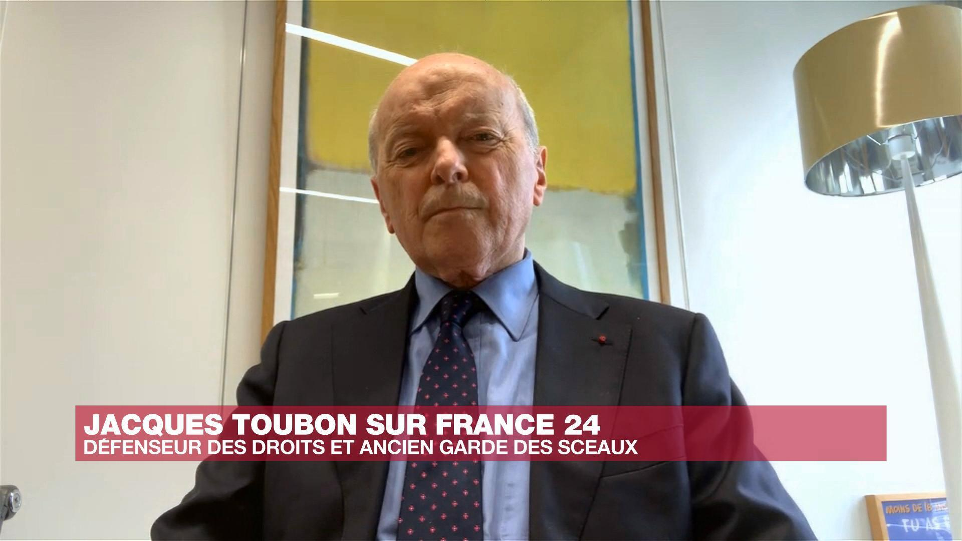 Le Défenseur des droits, Jacques Toubon