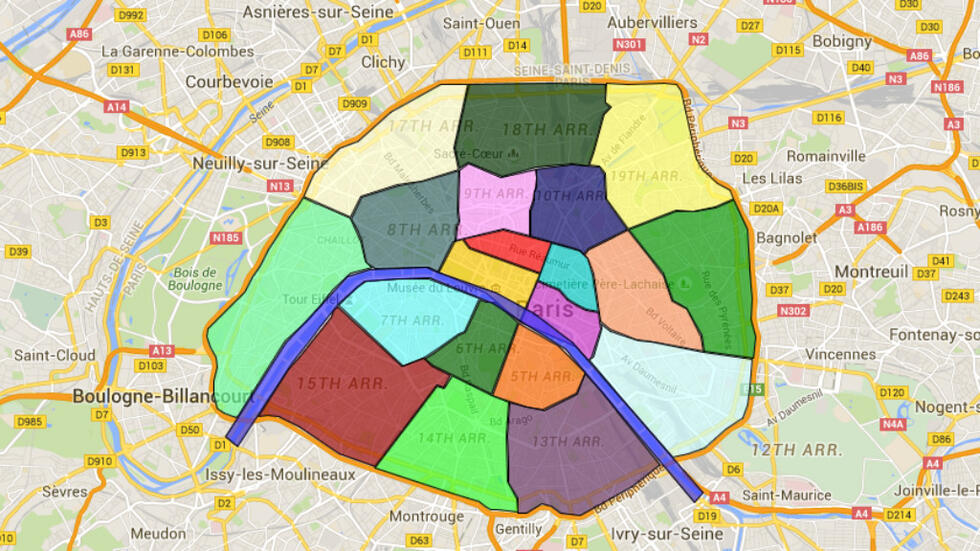 Paris mayor in bid to erase historic city districts