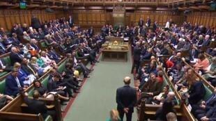 Boris Johnson s'exprimera devant la Chambre des Communes sur la décision de la Cour suprême, le 25 septembre 2019, jour de rentrée parlementaire.