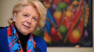 Marie-Jo Zimmermann en 2013 à Metz