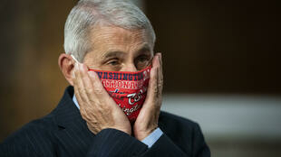 America's leading pandemic expert and baseball fan Dr. Anthony Fauci will throw out the first pitch for his beloved Washington Nationals on opening day