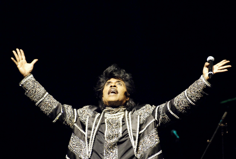 Imagen de archivo de Little Richard durante un concierto en el teatro Olympia de París, Francia, el 7 de junio de 2005.