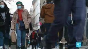 2021-03-05 08:11 Covid-19 en France : confinement partiel dans le Pas-de-Calais, Paris épargnée