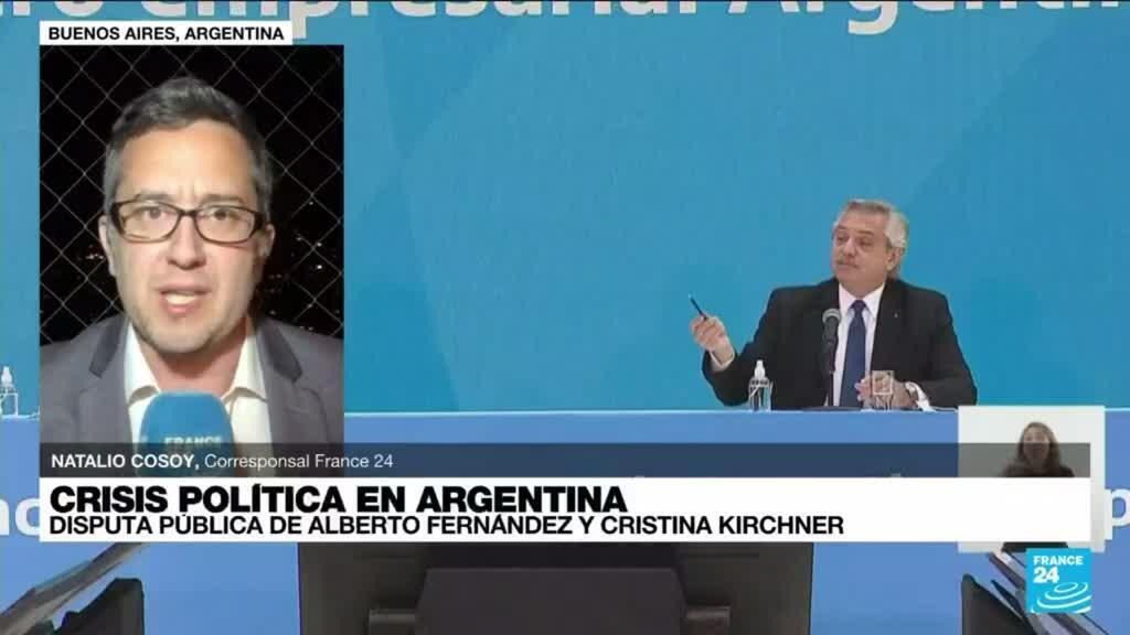 2021-09-17 01:01 Informe desde Buenos Aires: una fractura sin precedentes en el Gobierno de Argentina