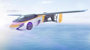 Ce véhicule compte devenir la première voiture-avion à être vendue aux particuliers