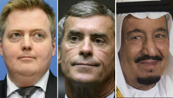 The politicians named in the Panama Papers
