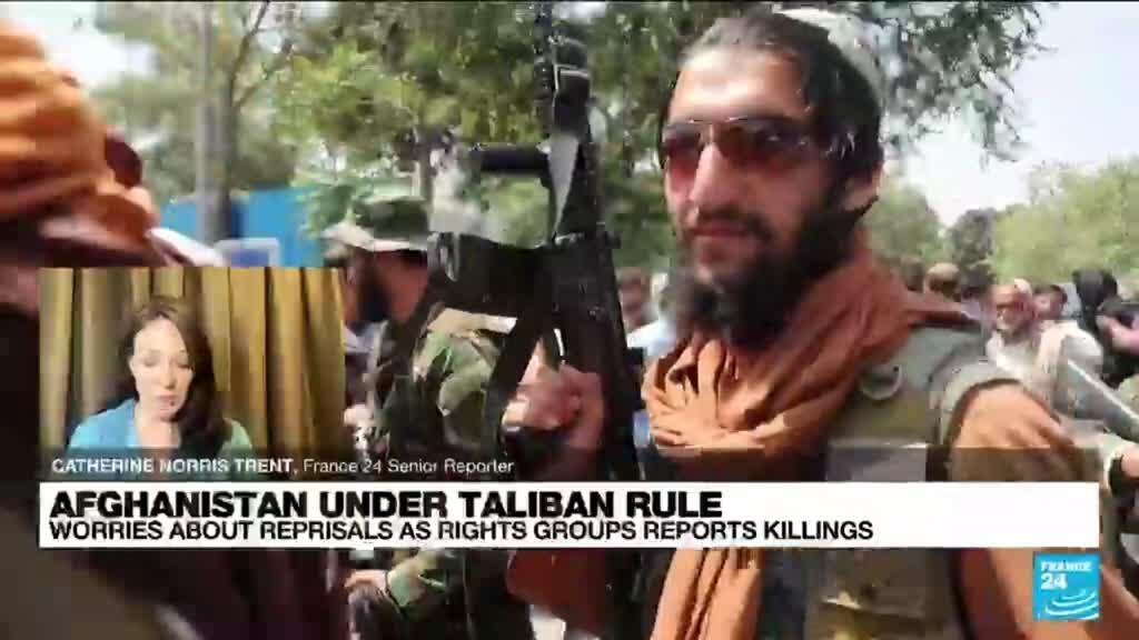 2021-08-20 15:04 Reports of targeted Taliban killings fuel Afghans' fears
