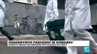 2021-02-12 08:09 Hungary to start vaccinations with Russian Covid-19 shot