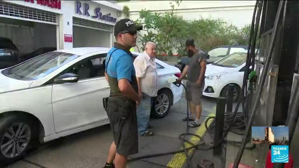 2021-08-04 14:22 Fuel shortages are driving Lebanon to the brink
