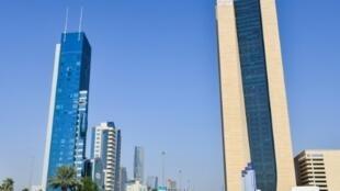 Des gratte-ciels à Riyadh, la capitale saoudienne, le 18 décembre 2018