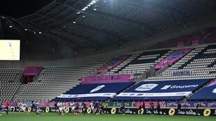 French stadium