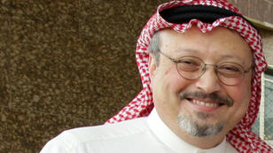 Photo d'archive du journaliste saoudien Jamal Khashoggi, le 16mai2010.