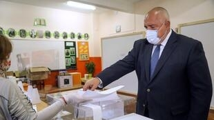 04042021 BULGARIA BORISSOV VOTE