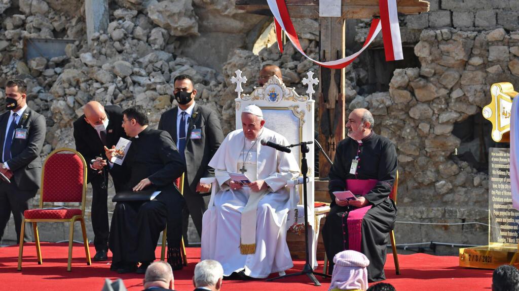 """Le départ des chrétiens du Moyen-Orient, """"un dommage incalculable"""" pour le pape François"""