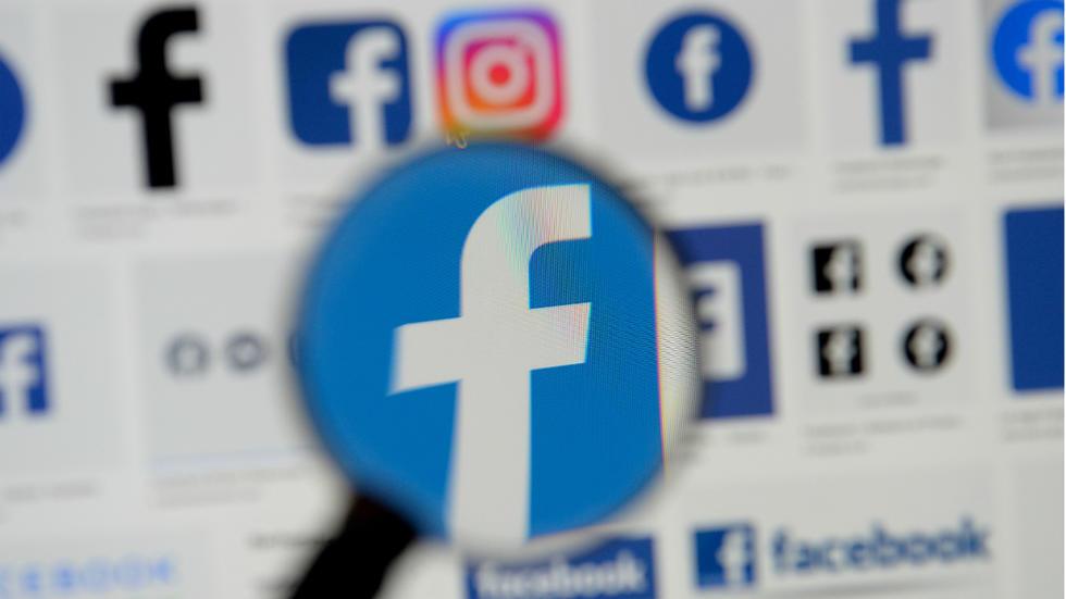فيس بوك تتهم هيئة الإذاعة والتلفزيون الإيرانية باستخدام المئات من حسابات التواصل الاجتماعي المزيفة.