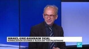 2020-09-15 15:01 Analysis: Iran and Palestine lose out from Israel deal