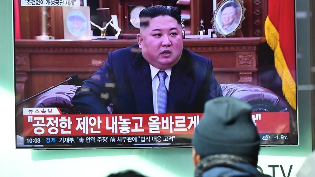 Kim Jong Un ready for talks, but warns Trump not to test N