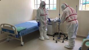 Coronavirus au Kenya