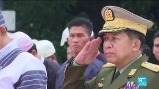 2021-02-10 15:05 Myanmar's military history & what led to recent coup