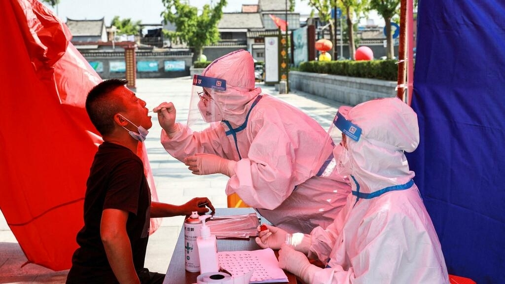Covid-19: WHO sounds alarm on Delta variant as China outbreak spreads