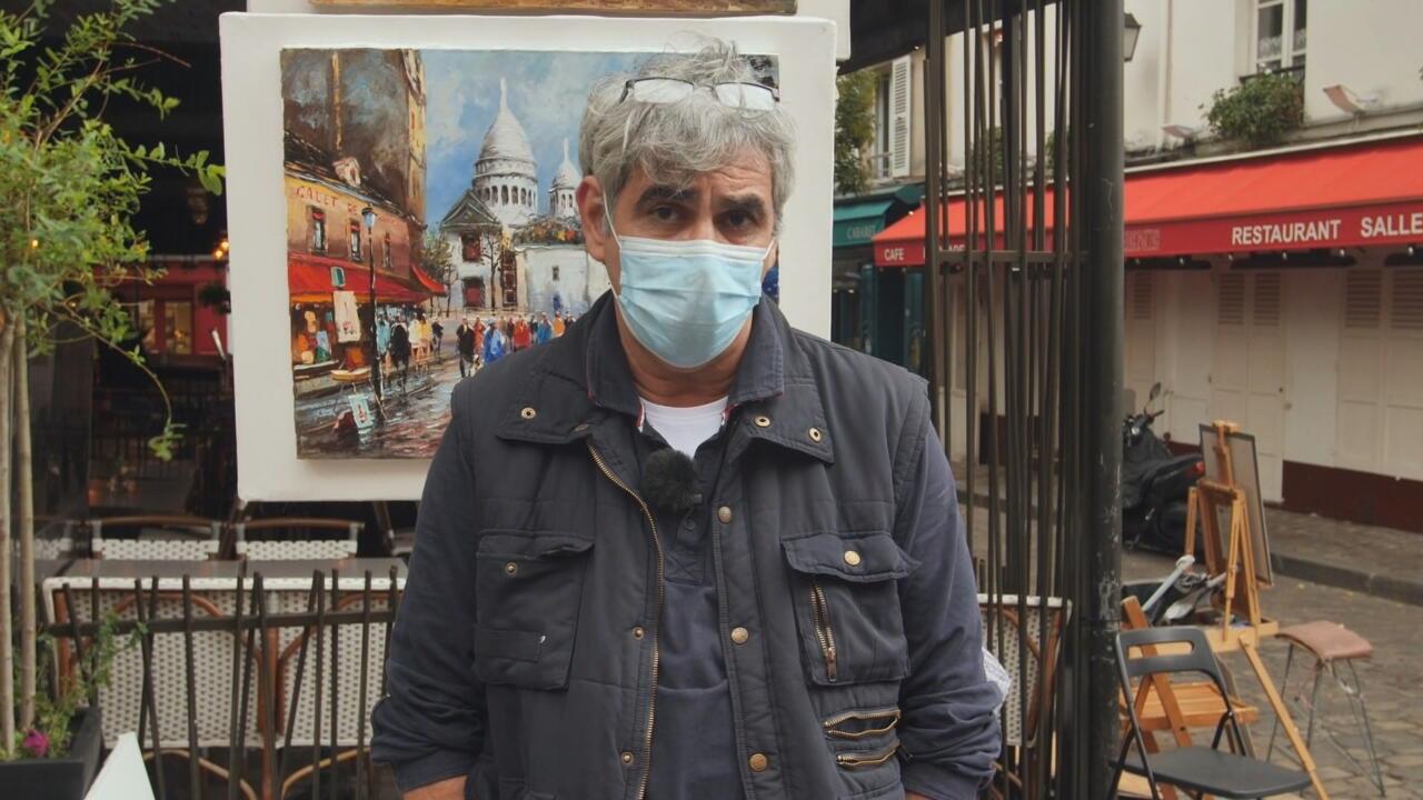 Montmartre: Can Paris's art and cabaret district survive Covid-19?