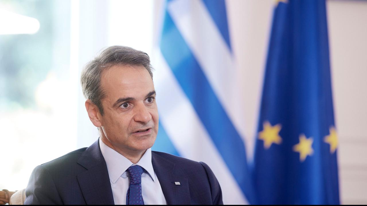 Premier Min grec