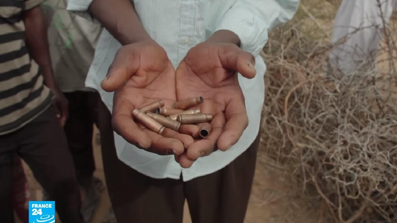 billet retour france24 darfour sudan guerre
