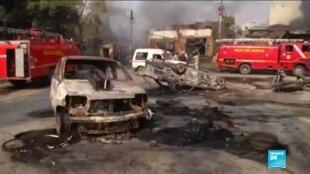 2020-02-26 10:03 Loi sur la citoyenneté en Inde : des violences intercommunautaires font 20 morts à New Delhi