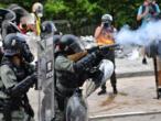 À Hong Kong, nouveau face-à-face tendu entre manifestants et policiers