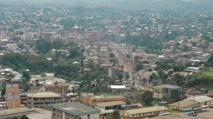 Foto de archivo de la ciudad de Bamenda, capital anglófona del noroeste de Camerún. 16 de junio de 2017.