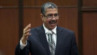رئيس الحكومة اليمنية المقال خالد بحاح