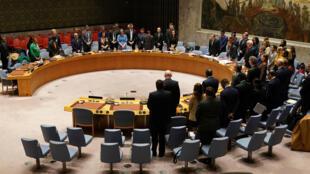 اجتماع مجلس الأمن حول افغانستان. 10/03/2020