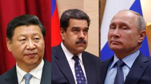 Le soutien de la Chine et de la Russie représente la meilleure protection du gouvernement vénézuélien contre la tentation d'une intervention militaire nord-américaine.