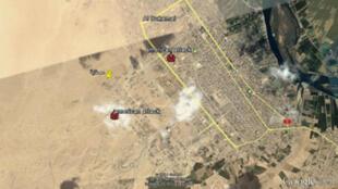 """Les militants du groupe """"Raqqah is being Slaughtered Silently"""" ont été victimes d'une attaque informatique très ciblée."""