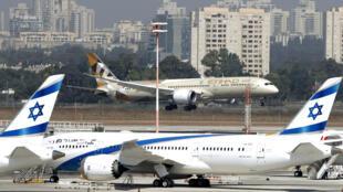 Israel UAE Tel Aviv