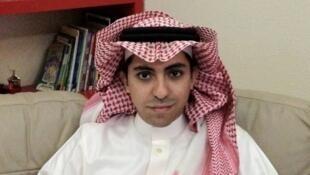 """Le blogueur et journaliste Raif Badawi a été condamné à 1000 coups de fouet pour """"insulte à l'islam""""."""
