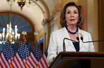 Speaker Pelosi announces US House to draft articles of impeachment against Trump