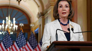 2019-12-05 Pelosi announces House to draft articles of impeachment against Trump
