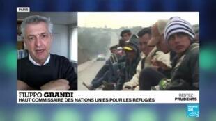 2020-05-22 13:08 L'UE convoque une conférence des donateurs pour les réfugiés vénézuéliens