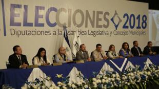 Autoridades del TSJ en El Salvador explicaron que el error encontrado no ha modificado el número de curules asignados a los partidos, solo modifica los nombres