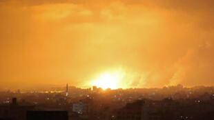 Israel-Strikes-Gaza140521