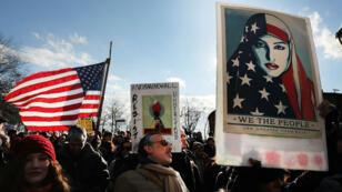Le decret anti-immigration signé par Trump à déclencher, aux États-Unis, de nombreux mouvements de protestation.