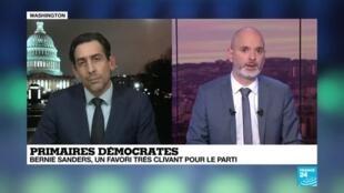 2020-02-26 06:11 Débat démocrate :