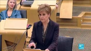 2020-01-30 10:06 Les écossais défavorables au Brexit, quittent l'Union Européenne avec un goût amer