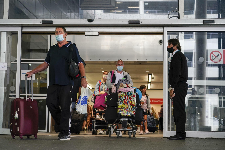 UK coronavirus travel quarantine